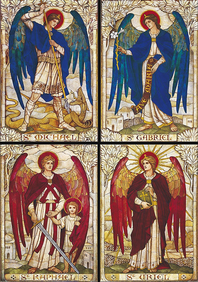 Les anges et les archanges