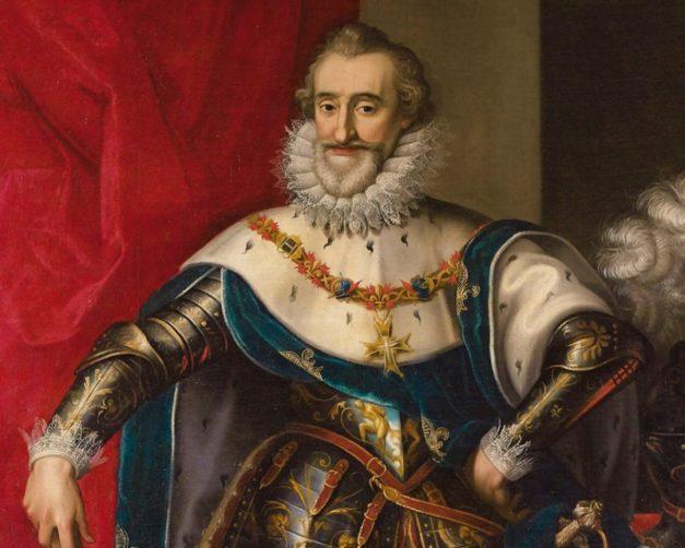 Henri IV, musique de scène