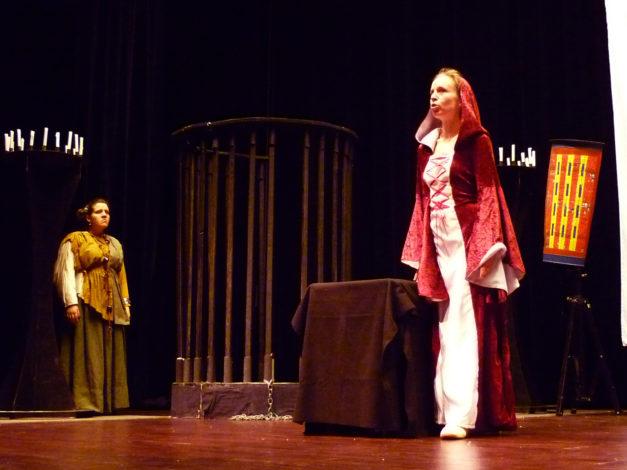 La guerre des Beatrix, théâtre musical