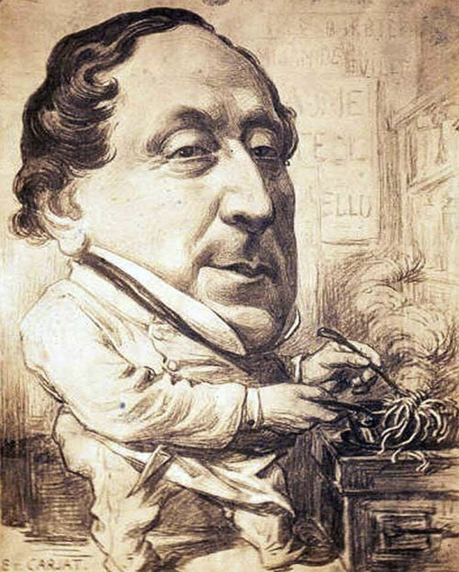 Rossini, suite du Barbier