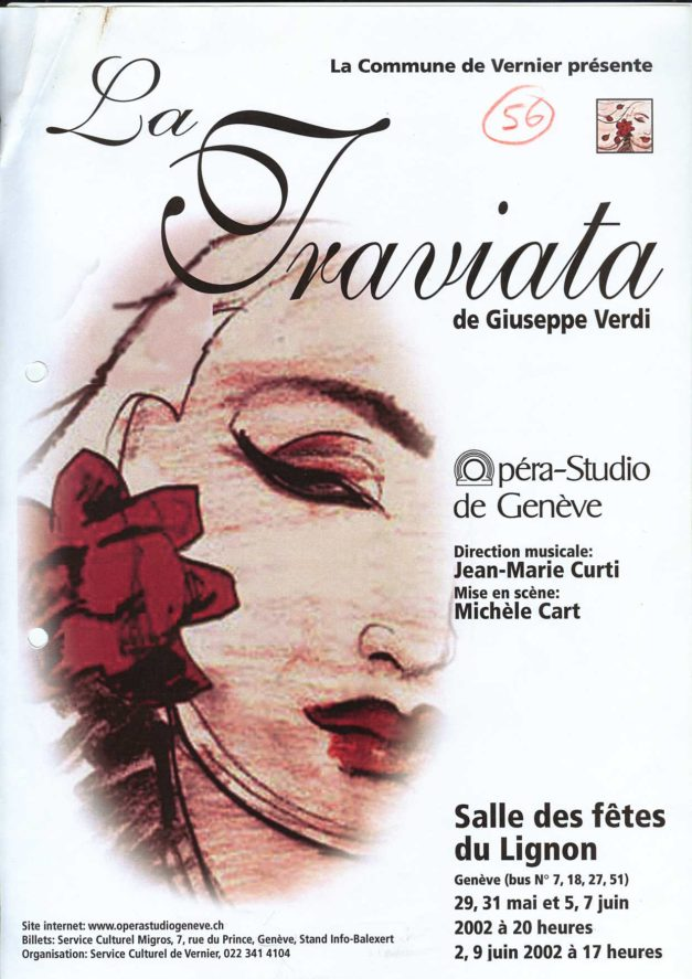 A propos de la Traviata